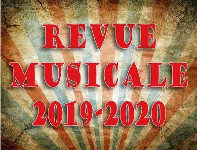 Revues musicales : C'est un départ!