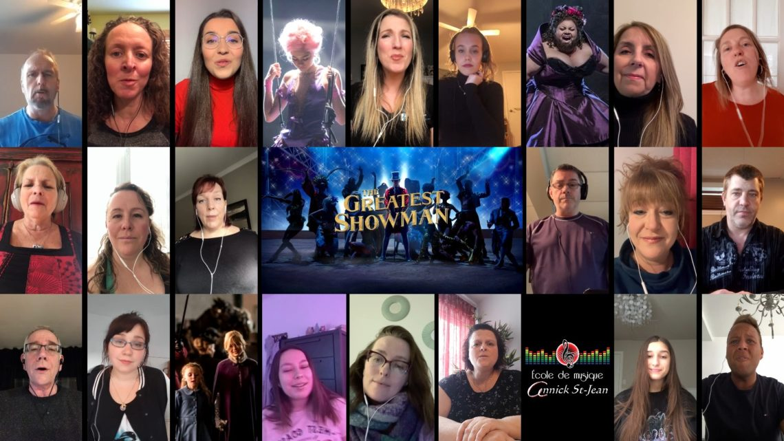 Projet Covid – Revue musicale adultes